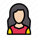 girl, women, female, lady, avatar