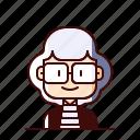 avatar, female, judge, law, lawyer