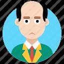experimenter, lab technician, researcher, scientist, technologist icon