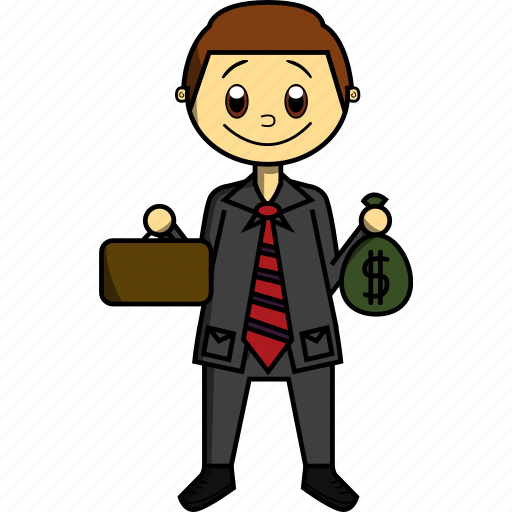 Boy, business, company, man, manager, money, proffesions icon - Download on Iconfinder