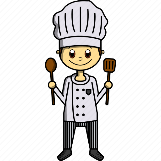Boy, chef, delicious, food, man, proffesions, restaurant icon - Download on Iconfinder