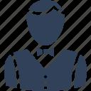 businessman, estate agent, investor, male, user avatar icon