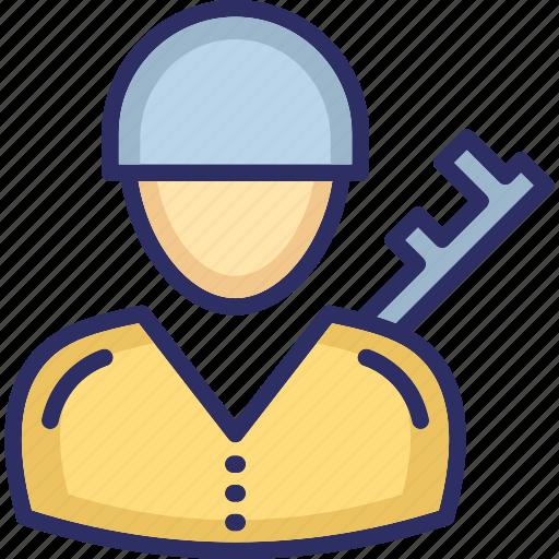 avatar, jet pilot, military, police swat, swat icon