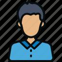 avatar, baby boy, boy, child, man, person, user icon