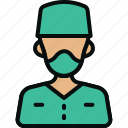 avatar, doctor, health, healthcare, operation, surgeon, user
