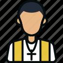 avatar, catholicism, church, faith, pope, preacher, religion