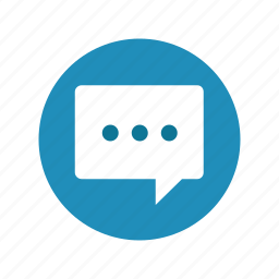 chat, communication, conversation, discuss, message, talk icon