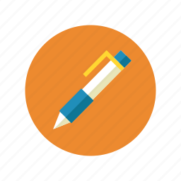 draw, edit, pen, pensign, sign, text, write icon