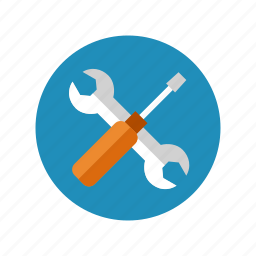 construction, engineer, optimization, repair, support, tool, work icon