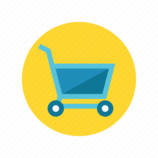 cart, delivery, material, shop, shopping, shoppingcart, store icon