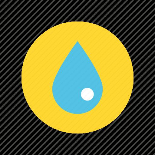 drink, drop, fluid, sanitary, water icon