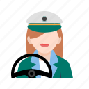 car, driver, drivers, female, hand, road, steering