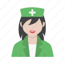 care, female, healthcare, medicine, nurse, nurses, women icon