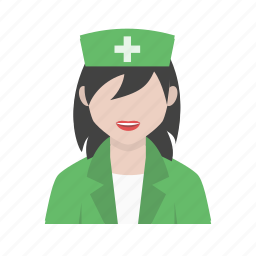 care, female, healthcare, medicine, nurse, nurses, women icon