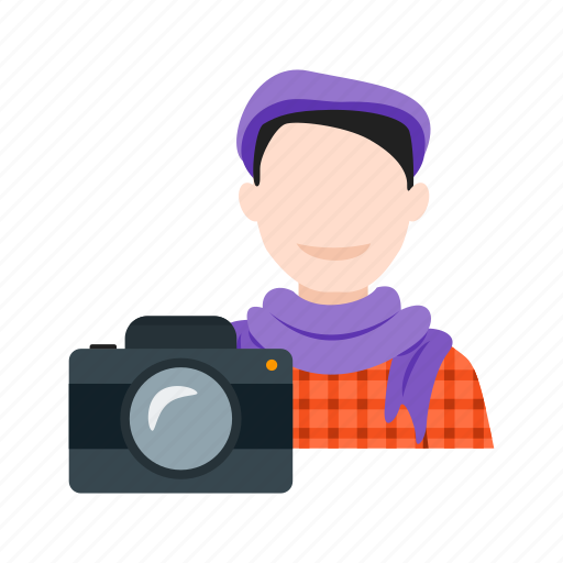 camera, digital, lens, photo, photographer, photography, technology icon