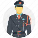 patrolman, police, police officer, police person, policeman icon