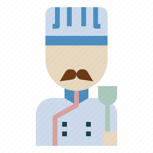 avatar, chef, cooker, cooking, restaurant icon