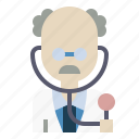 doctor, job, medical, profession, surgeon icon