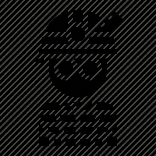 avatar, engineer, job, user, worker icon