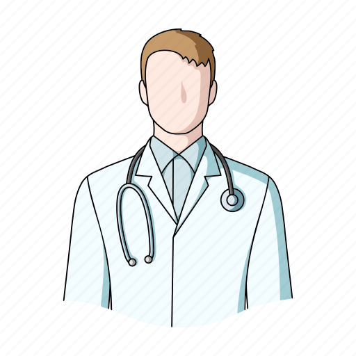 appearance, doctor, image, man, medic, person, profession icon