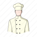 appearance, chef, cook, image, man, person, profession icon