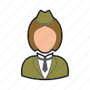 helmet, military icon, professions, soldier, war, woman