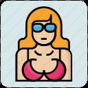 avatar, profession, sexy, woman