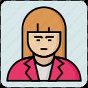 avatar, designer, occupation, profession icon