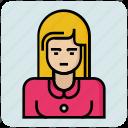 avatar, composer, female, job, profession