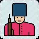 avatar, body guard, profession