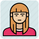 avatar, female, profession, teacher