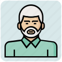 avatar, man, people, profession icon