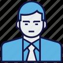 avatar, man, profession, teacher