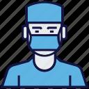 avatar, doctor, operation, profession, surgeon