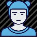 avatar, girl, profession