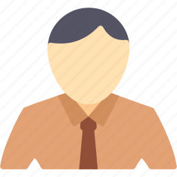 business, businessman, man, office, person, profile, user icon