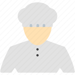 chef, cooker, cooking, food, kitchen, profession, restaurant icon