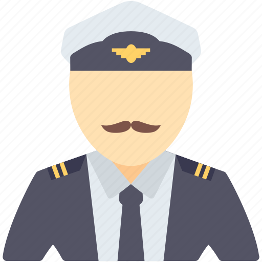 aircraft, airline, airplane, airport, flight, fly, pilot icon