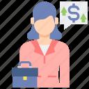 female, rep, sales