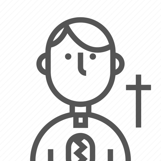 Church, father, mass, prayer, praying, priest, pope icon - Download on Iconfinder