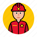ambulance, emergency, extinguisher, fire, firefighter, firefighters, fireman icon