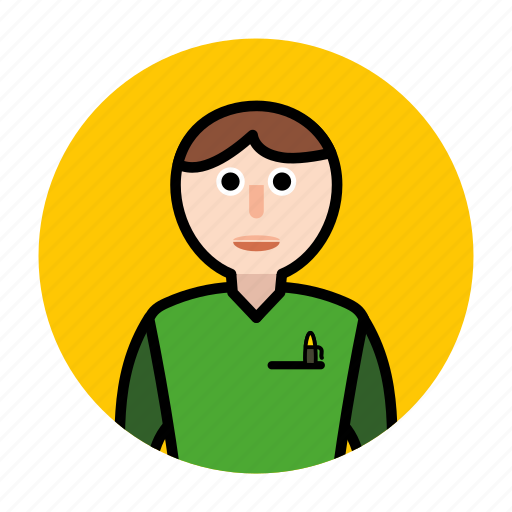 Man, human, male, people, person, profile, user icon - Download on Iconfinder