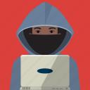 avatar, hacher, man, profile, user icon
