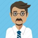 man, reporter, user, avatar, businessman, person