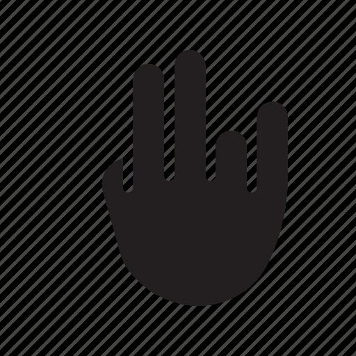 hand, pinky, shocker, shocker gesture, stinky icon