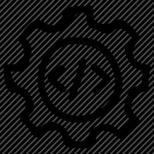 Coding, configuration, development, option, setting icon - Download on Iconfinder
