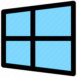 operation system, system, windows icon