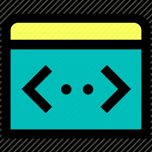 application, code, coding, development, programming icon