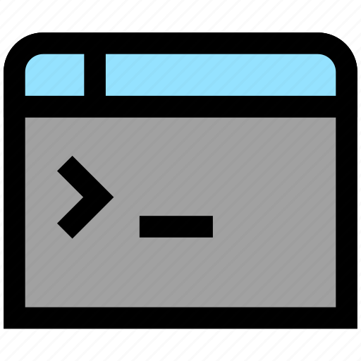 application, code, coding, command, development, programming icon
