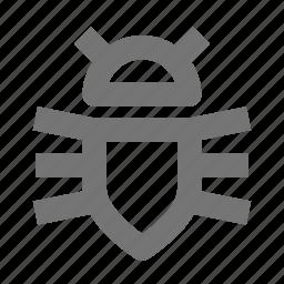 bug, programming icon